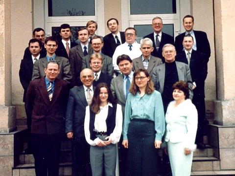 Pracownicy KTiAE - 1999 r.